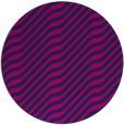 rug #1018133 | round blue animal rug