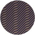 rug #1018205 | round blue-violet rug