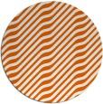 rug #1018373 | round red-orange animal rug