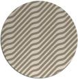 rug #1018408 | round stripes rug