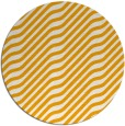 rug #1018445 | round light-orange animal rug