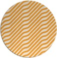 rug #1018457 | round light-orange animal rug