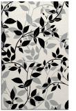 rug #1018909 |  black natural rug