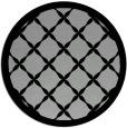 rug #1019195 | round borders rug