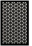 rug #1019309 |  black borders rug