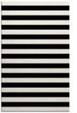rug #1019589 |  black stripes rug