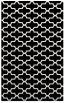 rug #1019629 |  black geometry rug