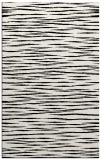 rug #1019849 |  black stripes rug