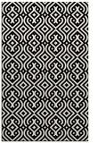 rug #1020014 |  black popular rug