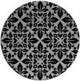 rug #1020061   round damask rug