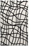 rug #1020194 |  black check rug