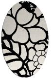 rug #1020230 | oval rug