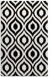rug #1020574 |  black animal rug