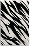 rug #1020834 |  black abstract rug