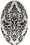 rug #1021210   oval rug