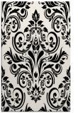 rug #1021214 |  black traditional rug