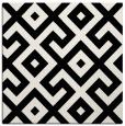 rug #1021306 | square black rug