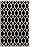 rug #1021454    black circles rug