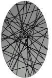 rug #1021512   oval abstract rug