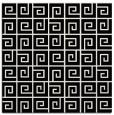 rug #1021546 | square black rug