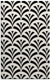 rug #1021554 |  black retro rug