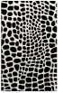 rug #1021614 |  black animal rug