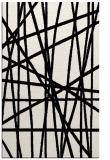 rug #1021734 |  black abstract rug