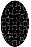 rug #1021952   oval check rug