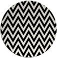 rug #1022139 | round retro rug