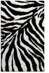 rug #1022334 |  black stripes rug