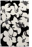 rug #102253    black natural rug