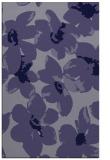 rug #102337 |  blue-violet natural rug