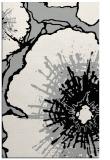 rug #1023854 |  black abstract rug