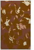 rug #102393 |  mid-brown rug