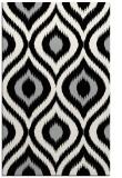 rug #1024014 |  black animal rug