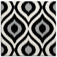 rug #1024026 | square black animal rug