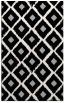 rug #1024254 |  black animal rug