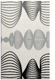 rug #1024614 |  black abstract rug