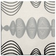 rug #1024626 | square black abstract rug