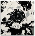 rug #1024966 | square black abstract rug
