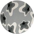 rug #1025120 | round graphic rug