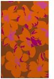 rug #102513 |  red-orange rug