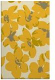 rug #102537 |  yellow rug