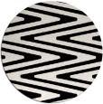 rug #1026018   round black rug