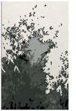 rug #1026174 |  black abstract rug