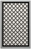 rug #1026254 |  black borders rug