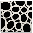 rug #1026526 | square black abstract rug