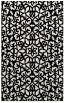 rug #1026574    black traditional rug