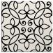 rug #1026606 | square black rug