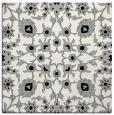 rug #1026686   square black natural rug